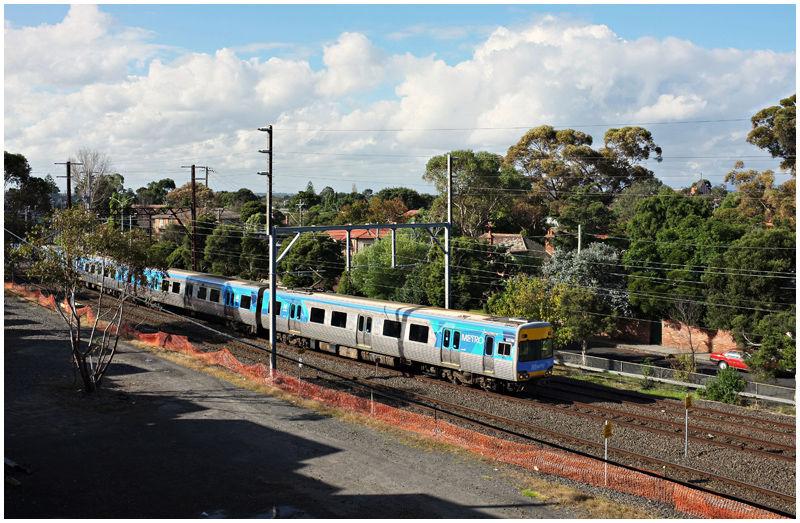 the railway... (i)