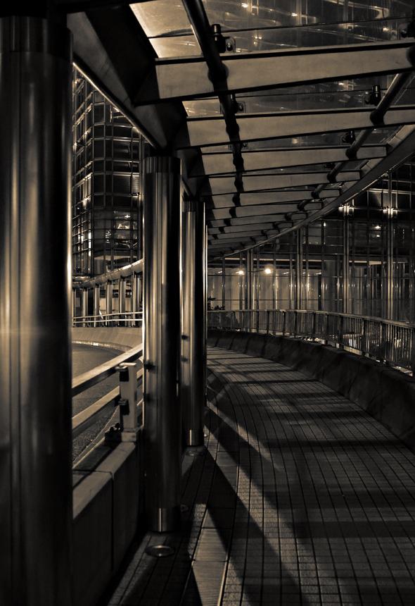 the empty cage...