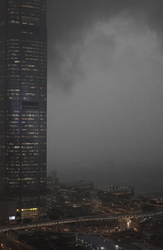 2ifc and a stormy day