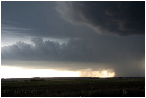 thunderstorm supercell