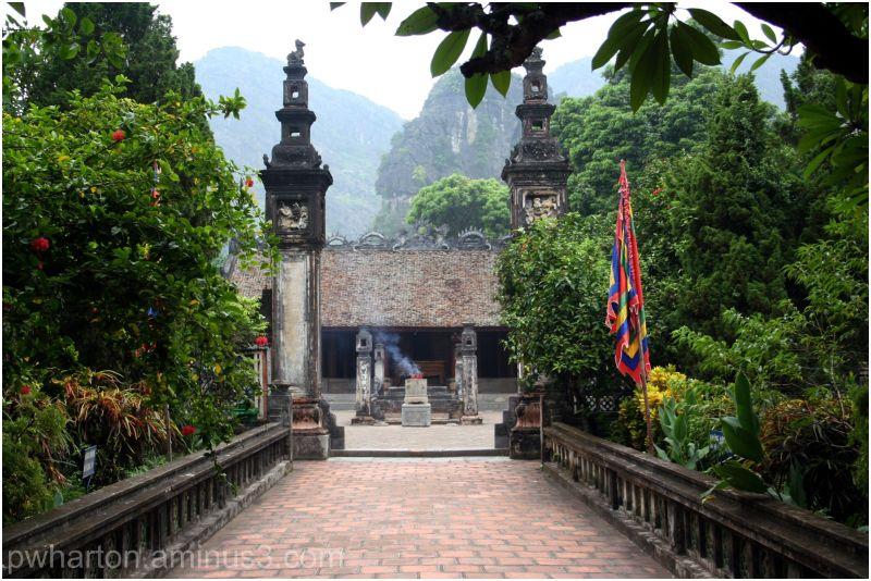Hoa Lu Temple - Vietnam
