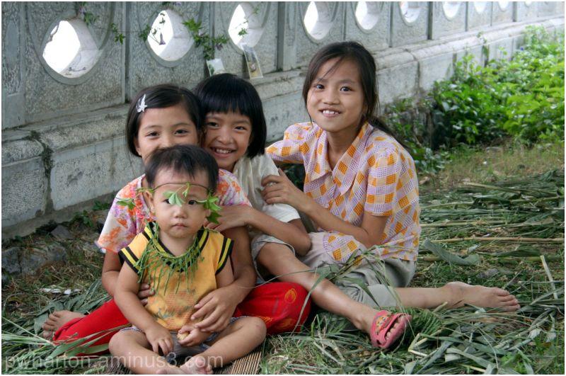 Children - Vietnam