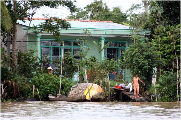 River Life - Mekong Delta, Vietnam