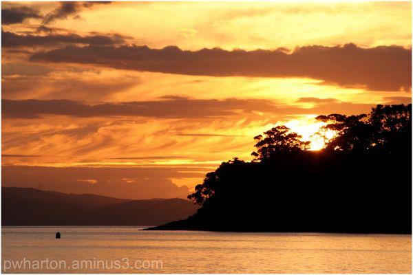 Sailing - Mercury Islands, NZ