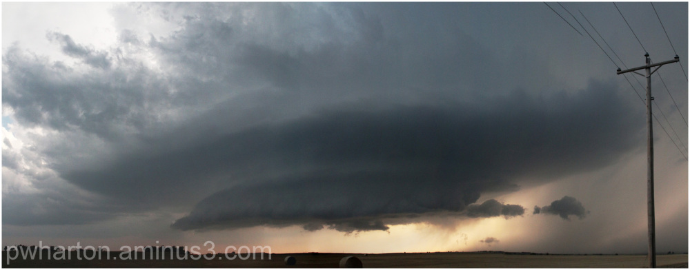 Spaceship supercell