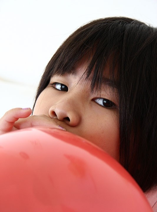 Ica and Baloon