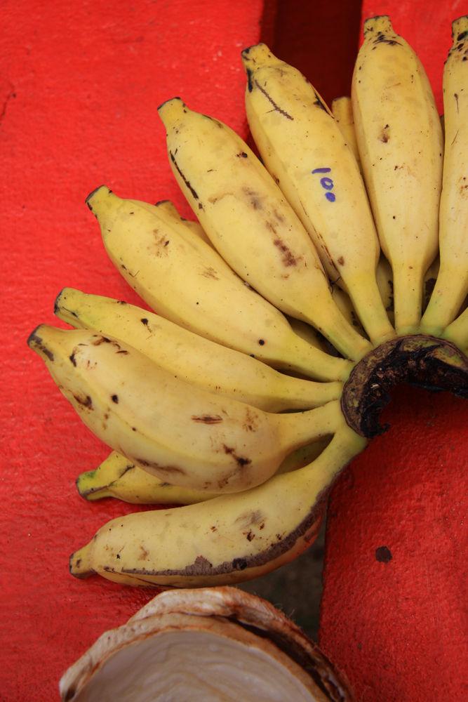 Banana from Vanuatu