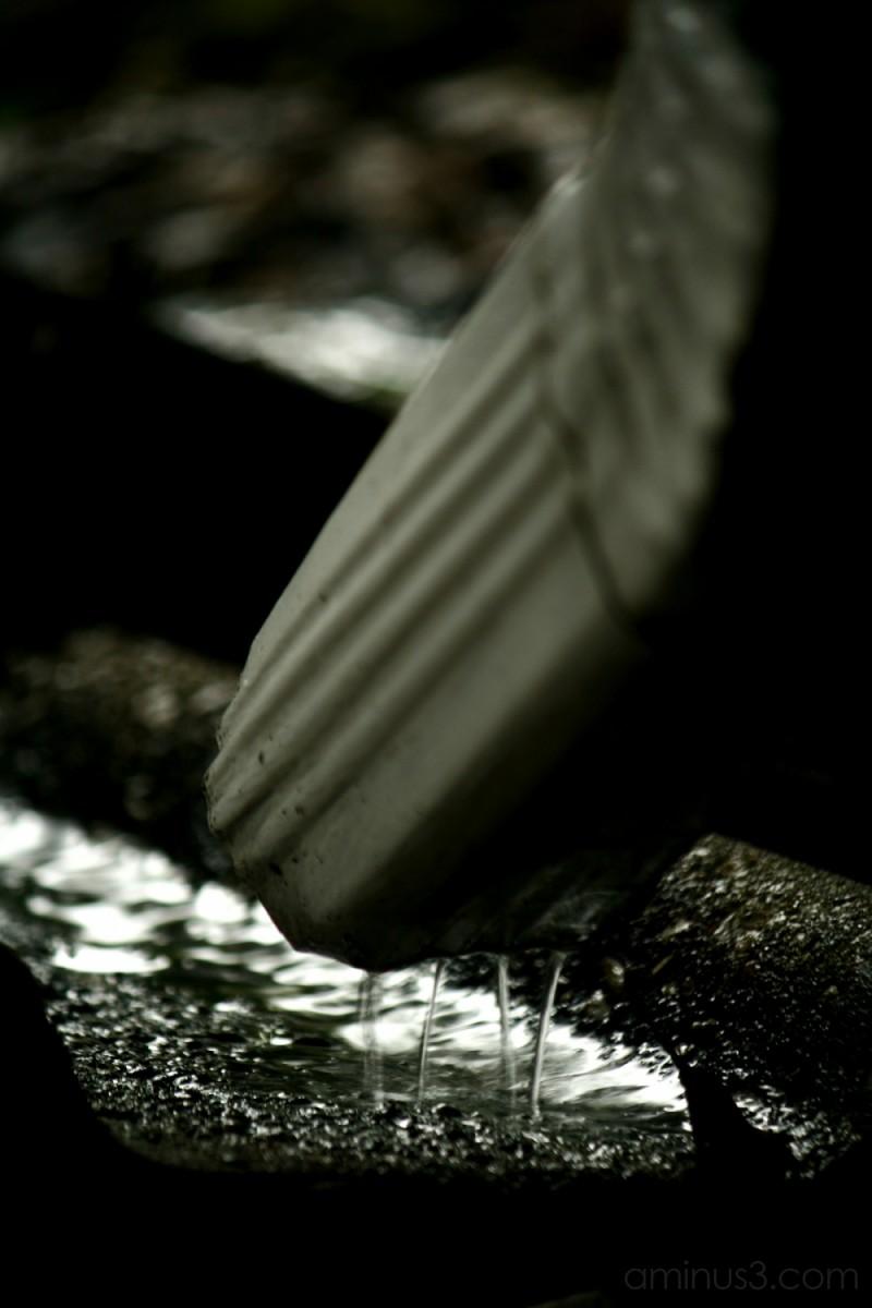 Water rain-of