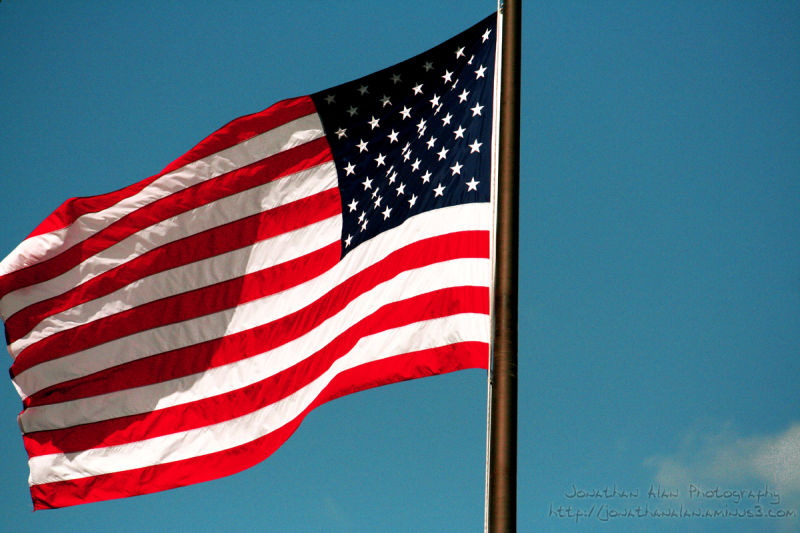 American Flag 7-20