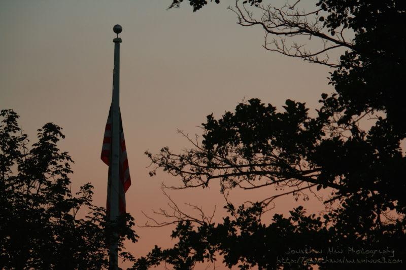 American Flag 8-27
