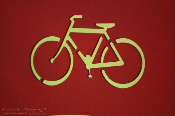 UMSL bike route