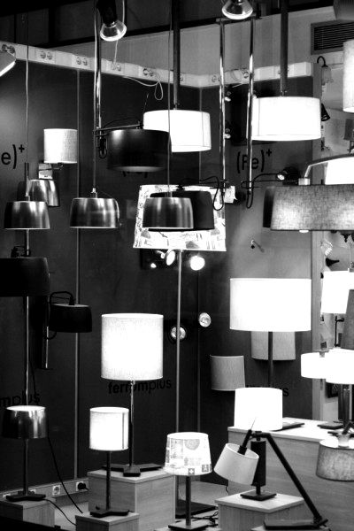 Lights in a Glass, 19.02.09 BcN 001#B 20x30