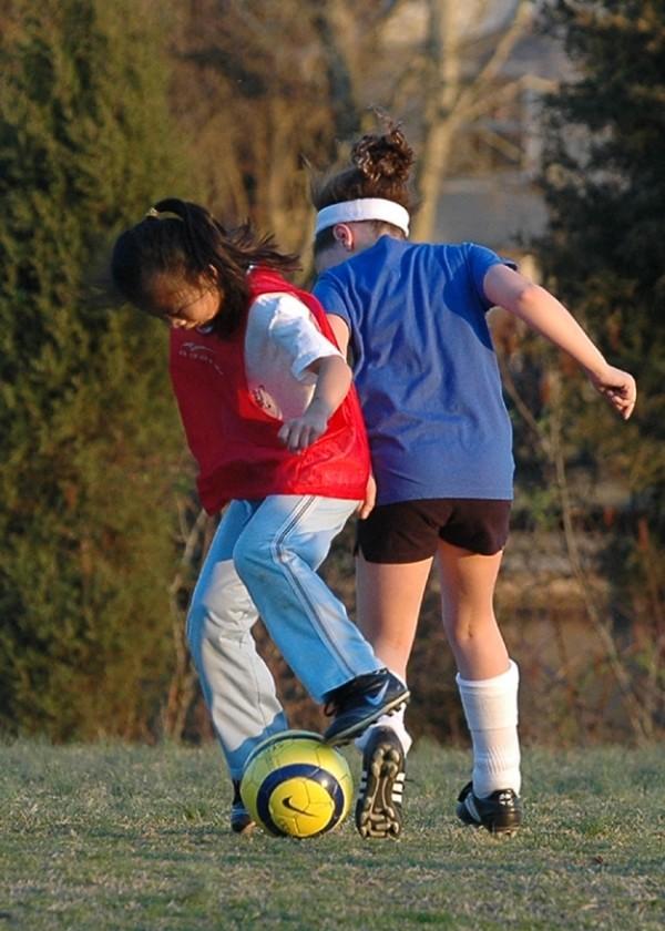 sarah soccer