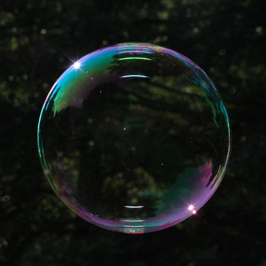 a bubble