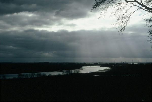 The Rijn at Wageningen