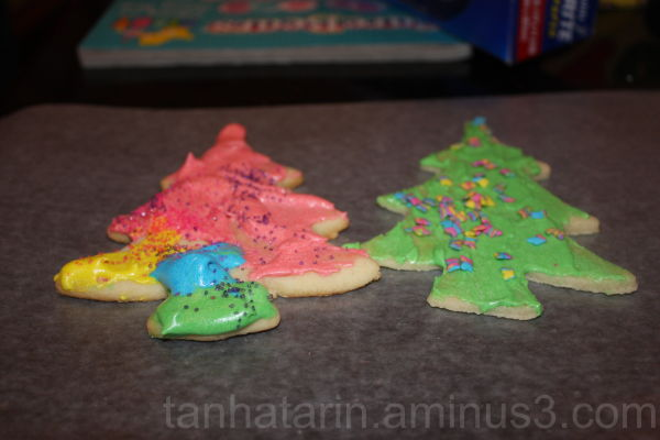 Xmass cookies