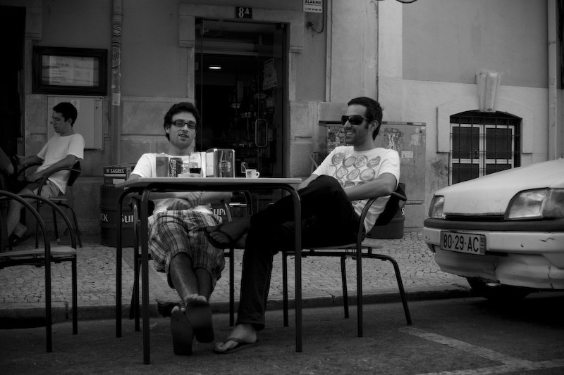 Esplanada Quirino da Fonseca   Lisboa
