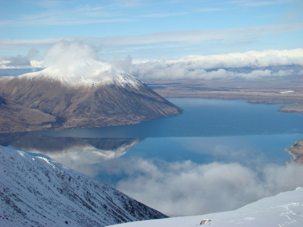 #4 Lake Ohau Reflections