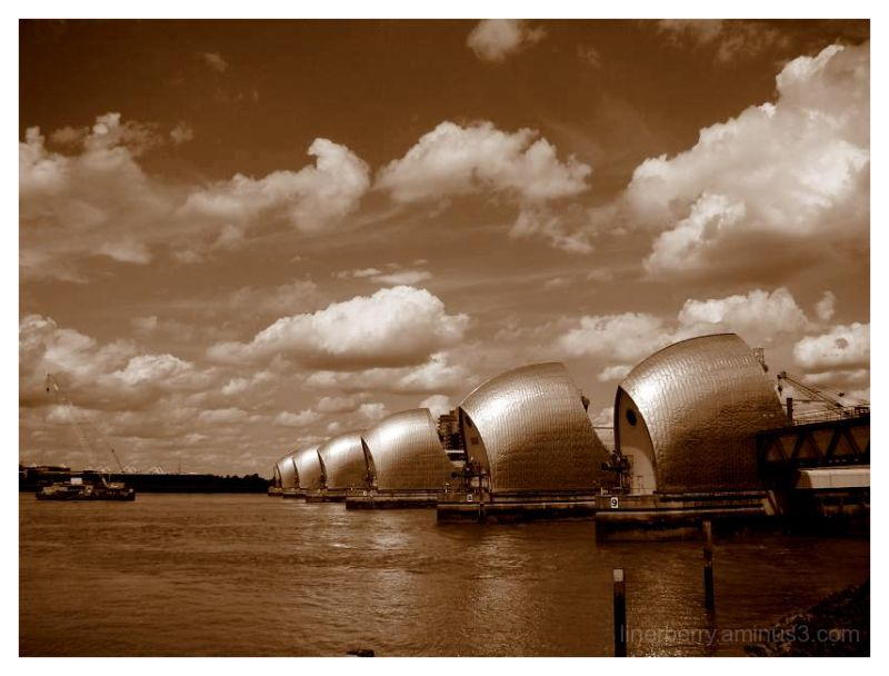 Thames Barrier V