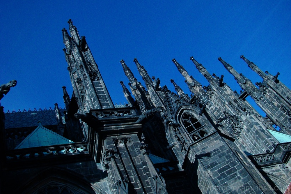 The Vitus Cathedral