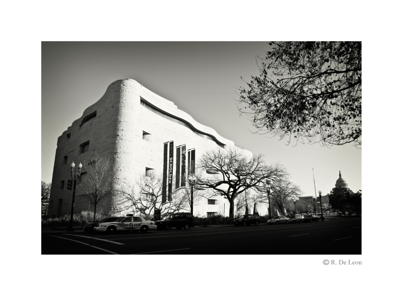 National Museum of the American Indian. part II
