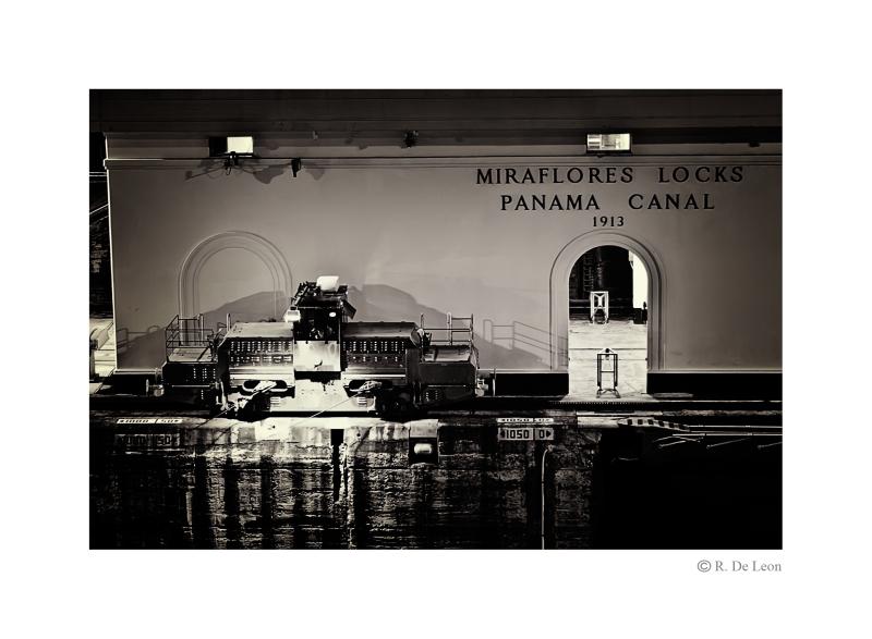 Our pride (Miraflores Locks) part II
