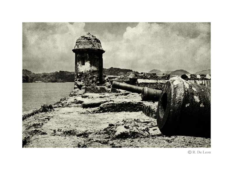 War is over..(Portobelo series 2 of 4)