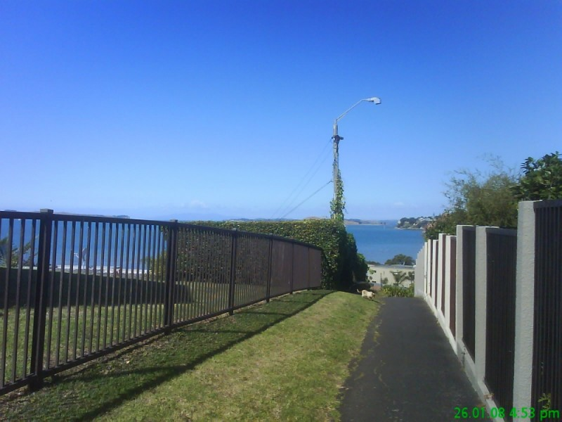 Mission Bay Staircase View
