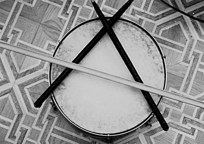 Anarchy drum.