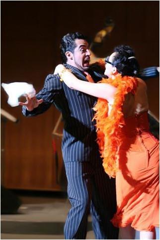 Tango Emotion - La Fea