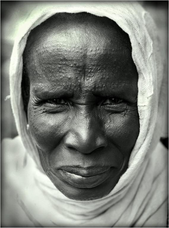 Ehiopian Woman