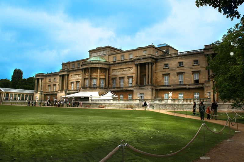 Buckingham Palace 2008