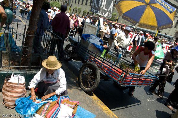 Marcha Región Lima XV