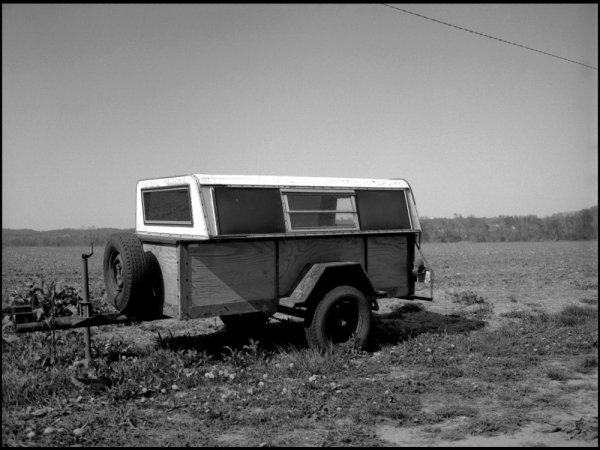 farm trailer - grant edwards photography