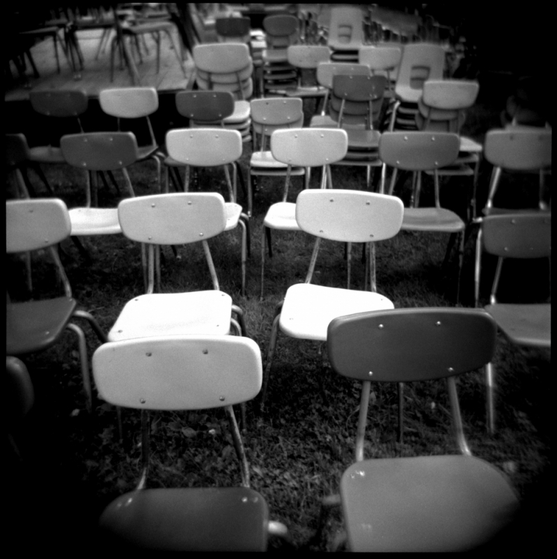 flea market chairs - grant edwards photography