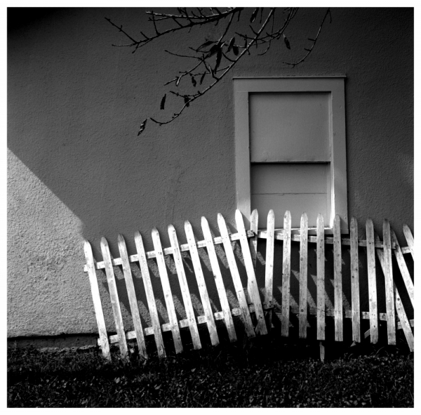 garage & fence - grant edwards photography