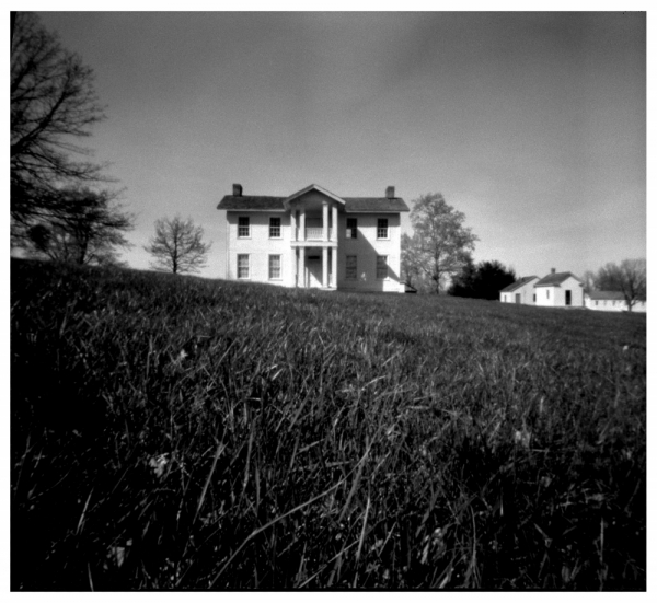 missouri town pinhole - grant edwards photography