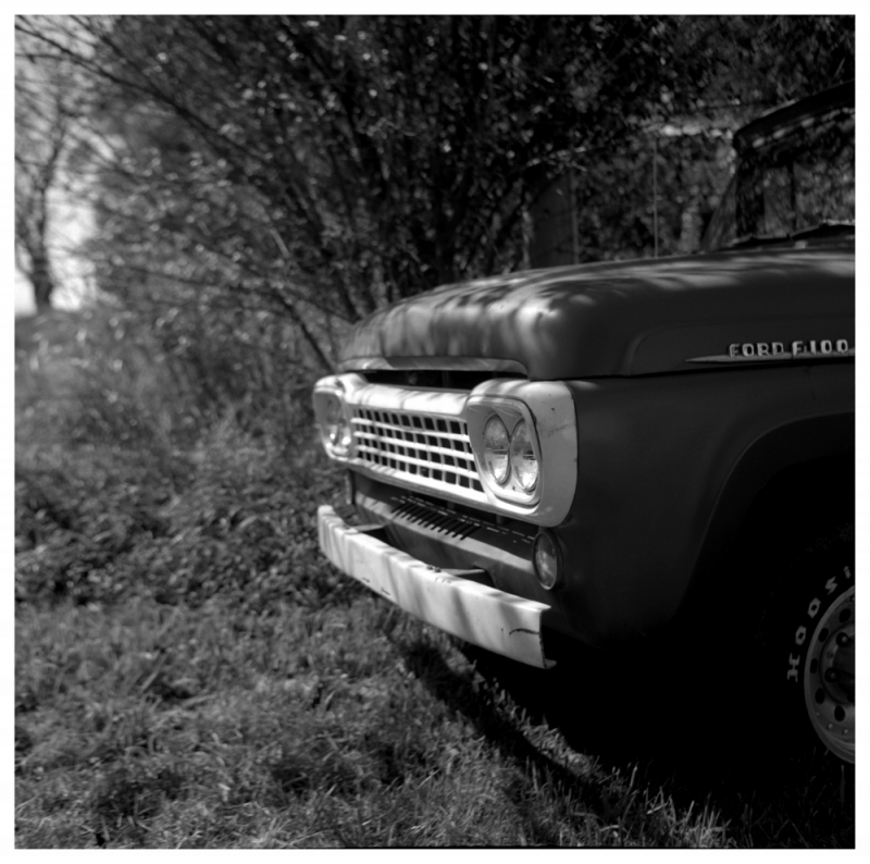 old f100 pickup - grant edwards photography