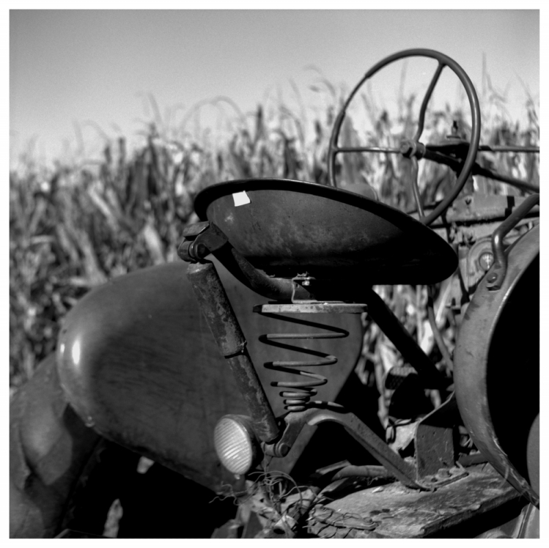 old tractor - grant edwards photography