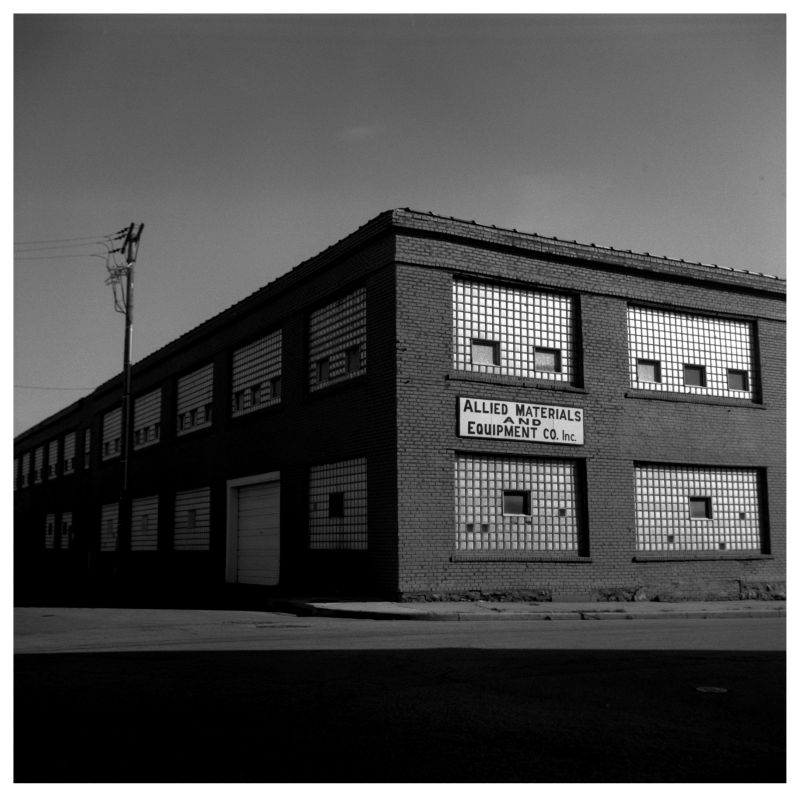 allied materials & equipment co., inc. - b&w photo