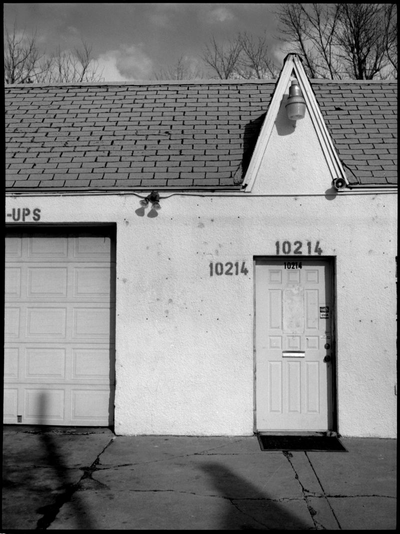 tire shop, independence missouri, photograph