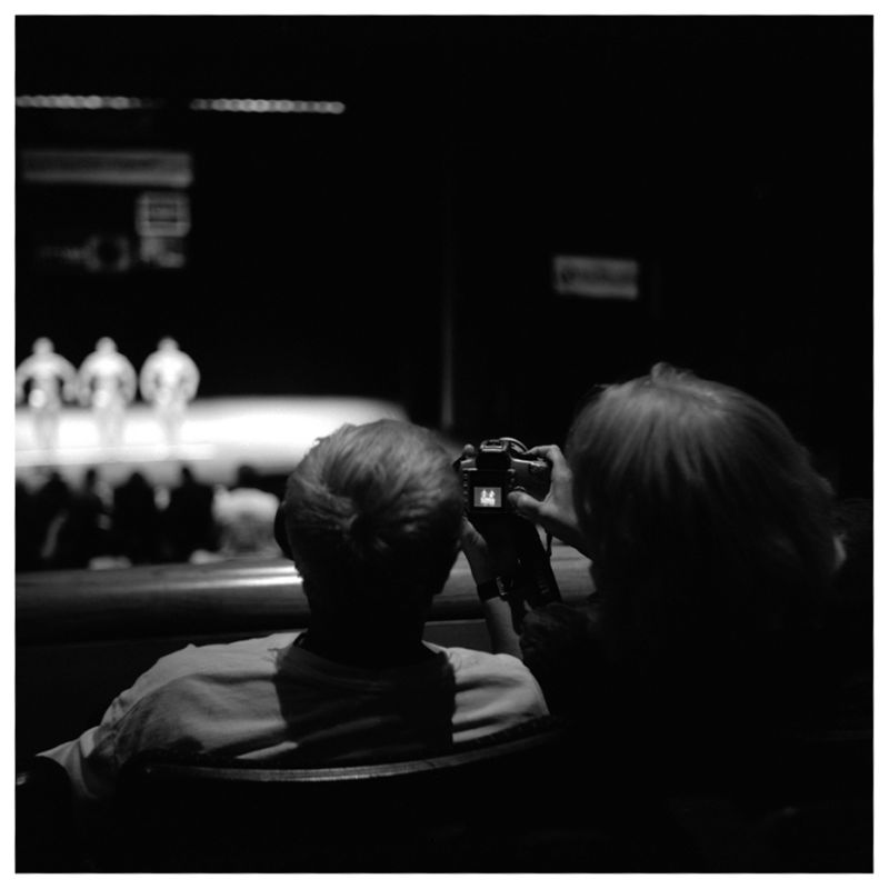 photographer at body-building contest, kansas