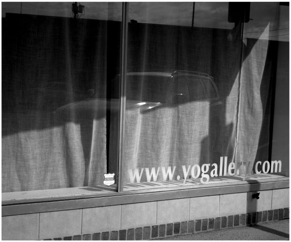 yoga gallery - overland park, kansas - reflection