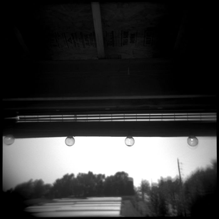 canoe club - lake lotawana, missouri - holga