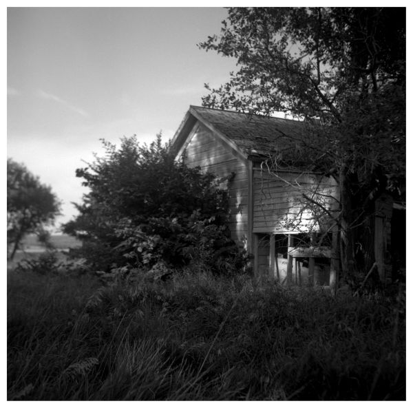 abandoned farm house - sabetha, kansas