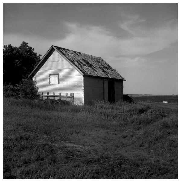 shed on an abandoned farm - sabetha, kansas