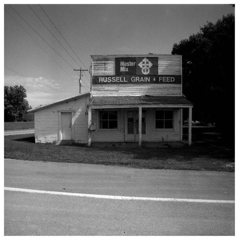 russell grain & feed - olathe, ks - photo
