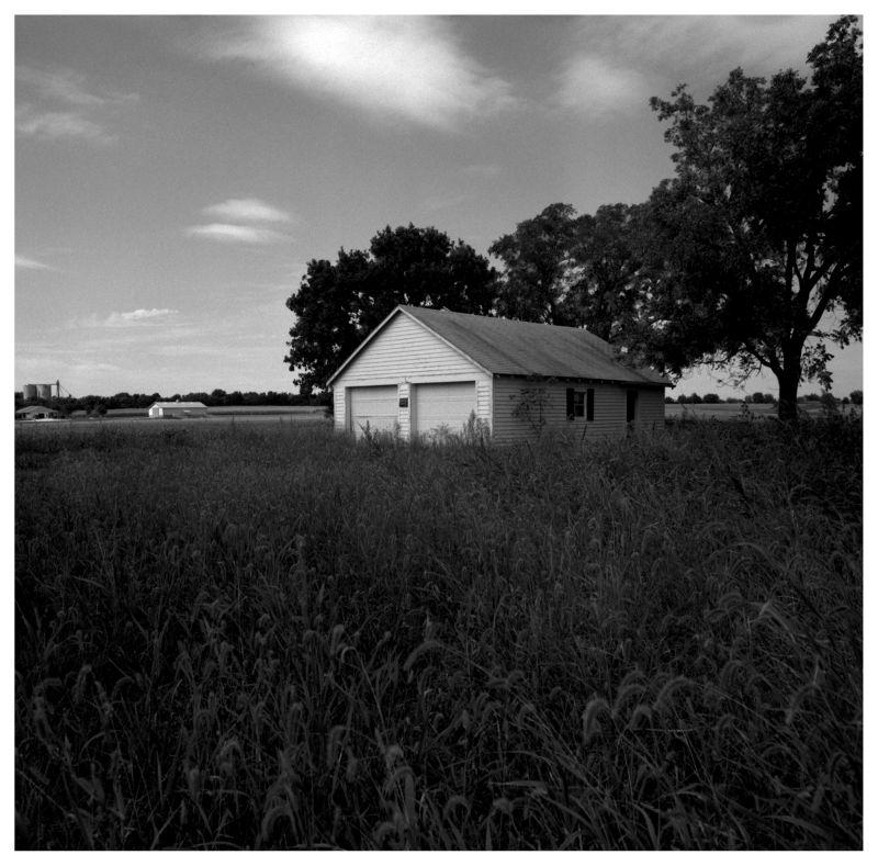 garage, farm - springhill, kansas