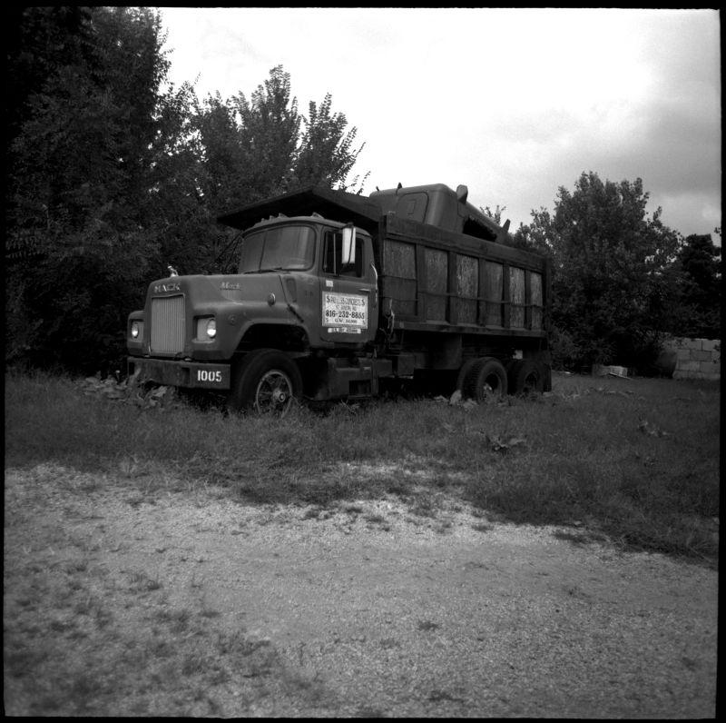 mac truck - sparks, kansas