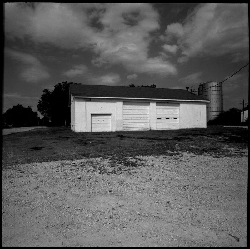 garage in bucyrus, kansas - photo